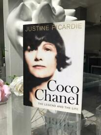 Justine Picardie Coco Chanel Book The legend and The Life Amazing Very Good Condition Book