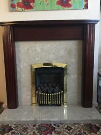 Complete fireplace for sale