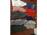 9-12 months boys baby grows,vests and pj's