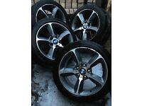 """Genuine BMW 382 Alloy Wheels 17"""""""