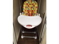 Highchair for babies