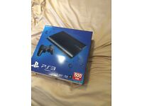 BEST PS3 DEAL ON GUMTREE - 500GB Super Slim PS3 **PRACTICABLY BRAND NEW**
