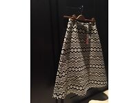 Monsoon midi skirt new with tags RRP£89