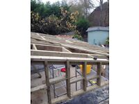 Guttering & roofing service