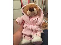 Build-a-bear workshop bear for sale.
