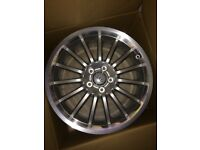 Alloy wheels brand new