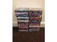 DVD job lot. DVD collection. DVD bundle.