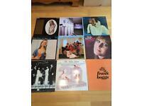 Vinyl collection £2 each