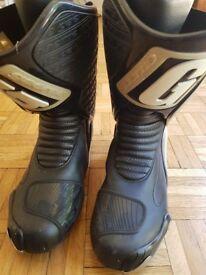 Motorbike Boots Size 8.5