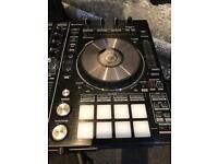 Pioneer DDJ-RX 4 channel DJ controller. Boxed mint