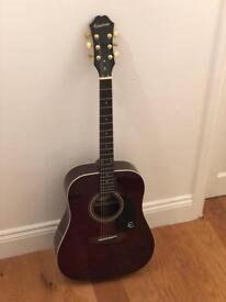 Acoustic Guitar Epiphone DR-100