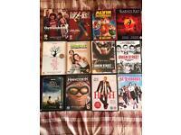 108 DVD'S