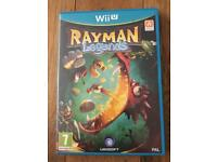 Rayman Legends, Nintendo Wii U Game,