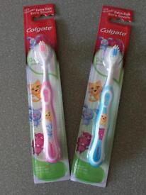 Baby smiles toothbrush brand new
