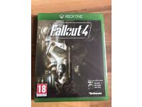 fallout 4 (brand new & sealed) , xbox one ! price stands , no offers !