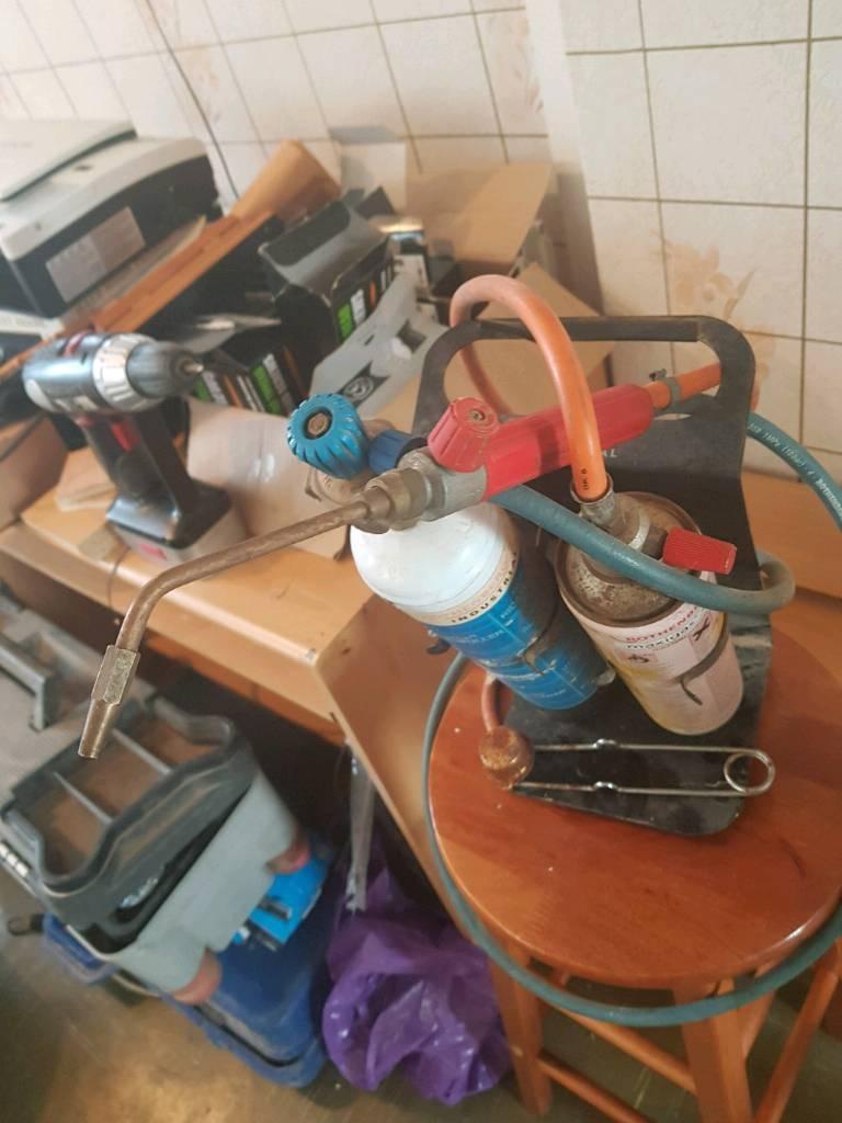 Welding tool old