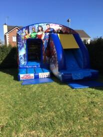2018 superhero bouncy castle for sale Great business