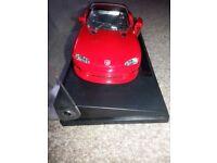 red car Dodge Viper RT/10