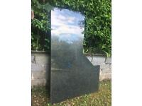 Black Granite Slab (2) - Kitchen Worktop
