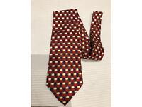 Gherardini Firenze 100% Silk Tie Handmade