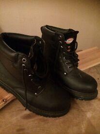 New Steel Toecap Boots
