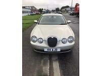 Beautiful S Type Jaguar 75k