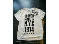Womens Blondie t-shirt