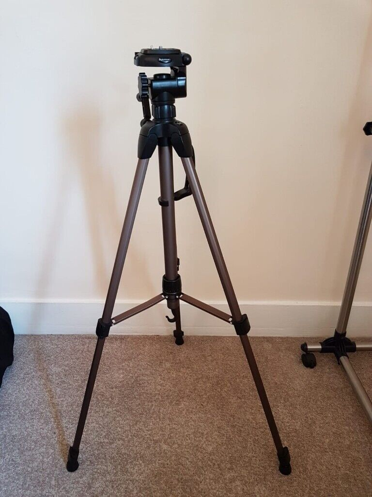 9134483b609 Hama Star 61 Camera Tripod incl. Carrying Bag - Black | in Reading ...