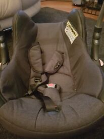 Silver Cross Car Seat - from Birth