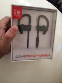 Powerbeats3 Beats By Dre Wireless Bluetooth headphones