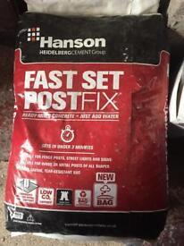 3 bags post fix