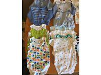 Baby boy 3-6 month bundle