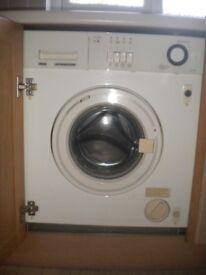 Zanussi Jetsystem 1200 Integrated washing machine