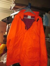 Jacket work protective gear