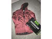 Brand new siksilk jacket size large