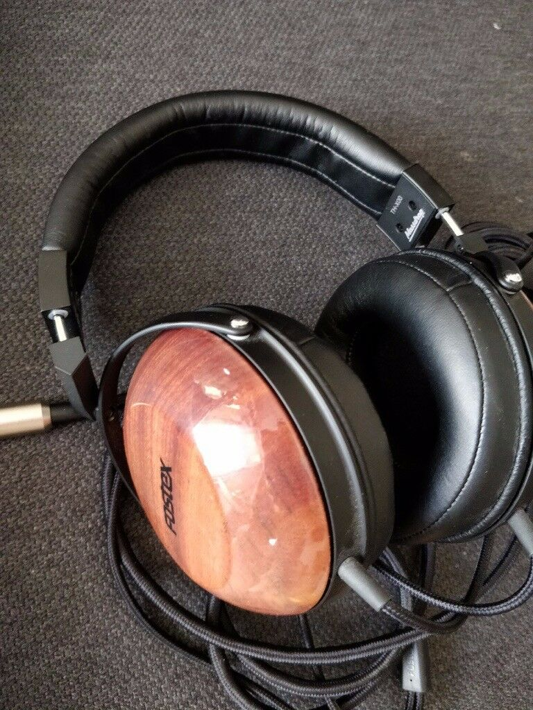 Fostex TH-X00 audiophile headphones ** as new ** | in Limehouse, London |  Gumtree