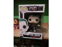 Suicide Squad (The Joker) Funko Pop Figure!