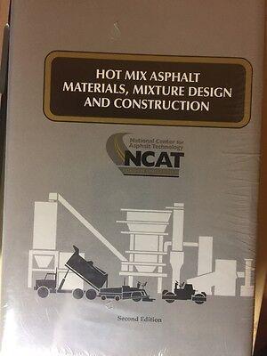 Hot Mix Asphalt Materials Mixture Design Construction
