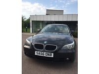 BMW 5 Series 520d SE Saloon 4dr Diesel Manual Full Leather Interior £2,995
