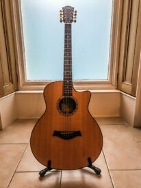 Taylor GT8 Baritone Acoustic 8 String Guitar - Rare