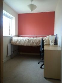 Double Room with single bed in new build house - Close to Cambride A11/A14 - All bills included