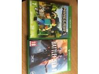 Battle field Xbox one game