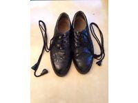 Ex-hire Kilt Shoes (Ghillie Brogues) - Size 12