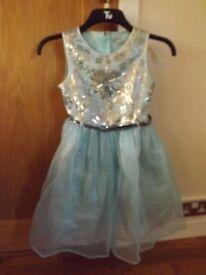 Girls Tu Dress Age 10