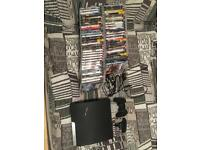 PS3 with 55 GAMES! OPEN TO OFFERS