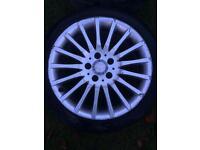 "17"" Mercedes wheels"