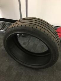 235/40/18 Goodyear Eagle F1 tyre