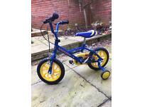 Boys 3-5yr old bike