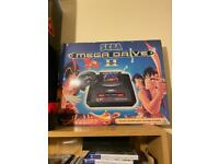Aladdin & Lion King edition Mega Drive for sale