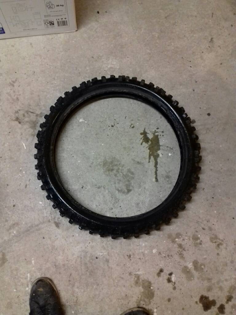 80/100/21 SCRAMBLER TYRE. dirt bike Off road Trials bike Motorcross bike Honda Ktm Kx 125cc 100cc